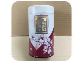 四兩精緻茶葉罐-紫紅