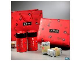 茶葉禮盒款式(四兩禮盒)