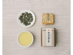 郁級-阿里山高山茶-75g(附茶罐)