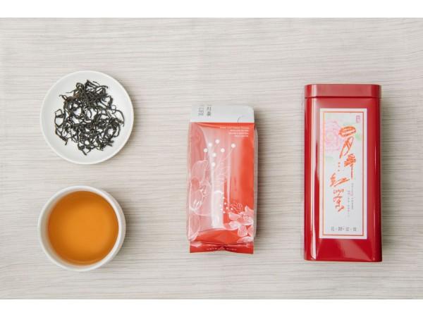 日月潭紅茶(台茶18 號)(附茶罐)